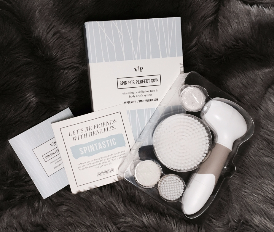 """Wind Down Weekend – Vanity Planet """"Spin For Perfect Skin"""" Legit FirstImpression"""